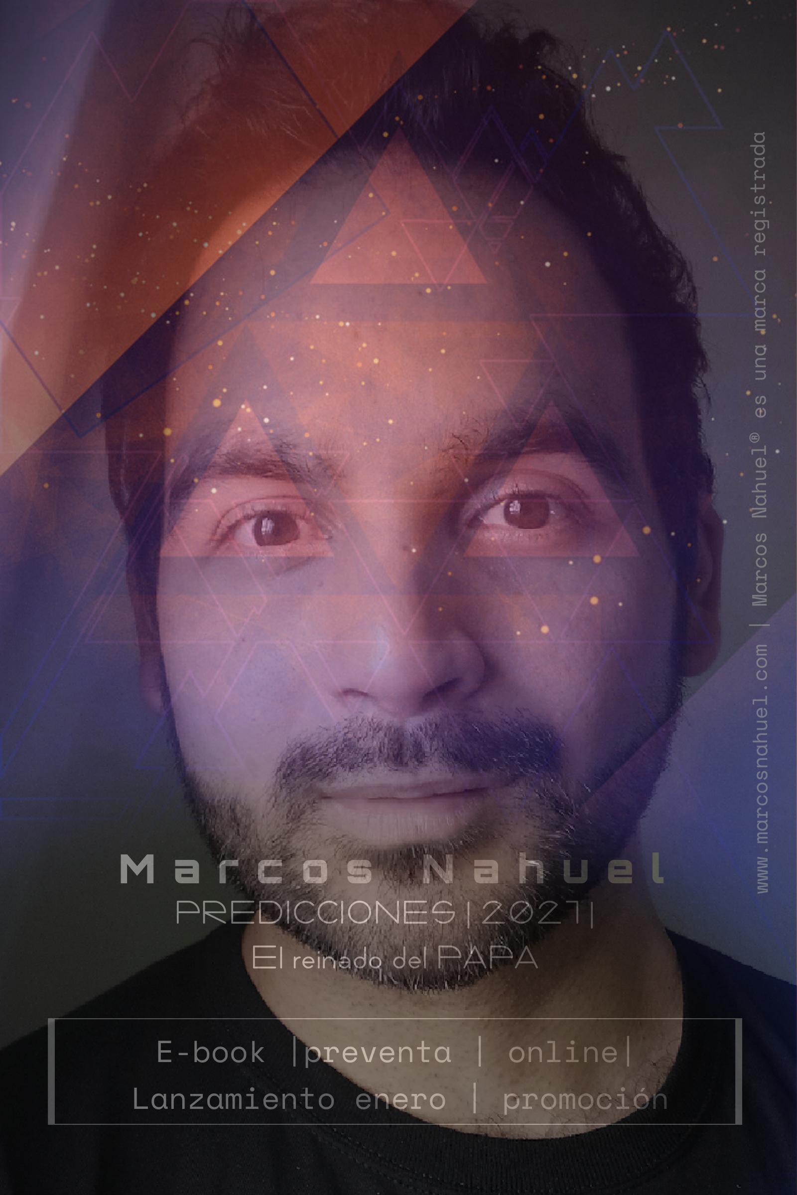 Marcos Nahuel predicciones 2021